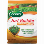 Scotts Lawns 49020 Turf Builder Fertilizer with Summerguard, 30-0-4, Covers 15,000-Sq.-Ft.