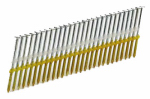 Senco Fastening Systems HL27ASBS 2,500 Count .120 x 3 inch Full Round Head Ring Shank 20 Degree Hot Dipped Galvanized Plastic Strip Framing Nail