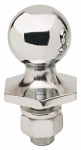 Horizon Global Americas 72802 InterLock Hitch Ball, 2-In. x 3/4-In. Shank x 1-1/2-In. Shank