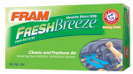Fram Group CF10140 Fresh Breeze CF10140 Cabin Air Filter