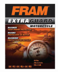 Fram Group CH6097 CH6097 ATV/Motorcycle Oil Filter Cartridge