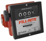 Tuthill 901C Flow Meter Kit, 4-Wheel