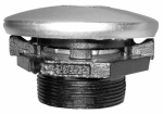 Tuthill FRTCB Fill Tank Cap With Base, Vented, 2-In.