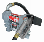 Tuthill SD1202G Fill Rite DC Fuel Transfer Pump, Cast Iron, 13 GPM, 12-Volt
