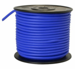 Coleman Cable 10-100-12 Primary Wire, Blue PVC, 10-Ga. Stranded Copper, Sold In Store by the Foot