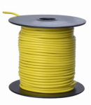 Coleman Cable 16-100-14 Primary Wire, Yellow PVC, 16-Ga. Stranded Copper, Sold In Store by the Foot