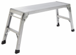 Tricam Industries TRWP-20 Work Platform, Aluminum, 20-In.