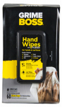 Nice Pak Products M956S8X Hand Cleaning Wipes, 60-Ct.