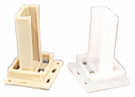 United States Hdw Mfg/U S Hardware WP-9871C 2-Piece Plastic Mobile Home Guide Rear Drawer Socket