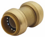 Sharkbite/Cash Acme U020LFA 1 x 1-In. Pipe Coupling, Lead-Free