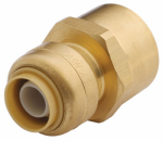 Sharkbite/Cash Acme U068LFA 1/2 x 3/4-In. FIP Connector, Lead-Free