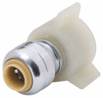 Sharkbite/Cash Acme U3531LFA 1/4 x 7/8-In. Ballcock Threads Toilet Connector