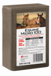 Compass Minerals 90011 Equine Brick for Horses, 4-Lb.