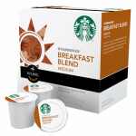 Keurig Green Mountain 120920 16-Count Breakfast Blend K-Cup Portion Packs