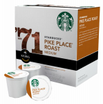 Keurig Green Mountain 120932 16-Count Pike Place Roast K-Cup Portion Pack