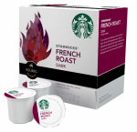 Keurig Green Mountain 09517 16-Count French Roast K-Cup Portion Packs