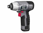 Jinding Group 147616 Cordless 1/4-In. Impact Driver, LED Light, 12-Volt Lithium-Ion Battery