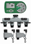 Orbit Underground 58911 Automatic Yard Watering Kit