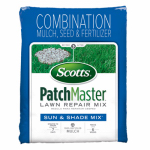 Scotts Lawns 14943 Patchmaster Sun & Shade Grass Seed Lawn Repair Mix, 14.25-Lbs.