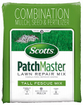 Scotts Lawns 14970 PatchMaster Tall Fescue Seed Mix, 5-Lb.