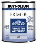 Rust-Oleum 207014 QT WHT Marine Primer