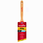 Wooster Brush 4231-2 1/2 Alpha Angle Sash Paintbrush, 2-1/2-inch