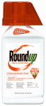 Scotts Ortho Roundup 5100610 Weed & Grass Killer Plus, 36.8-oz. Concentrate