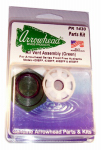 Arrowhead Brass & Plumbing PK1430 Green Air Cap & Vent Replacement Assembly