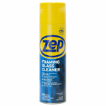 Zep ZUFGC19 Glass Cleaner, Foaming, 19-oz.