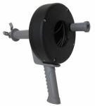 Cobra Products 85250 Drum Auger, Pistol Grip, 1/4-In. x 25-Ft.