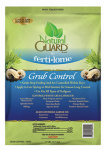 Voluntary Purchasing Group 43040 Natural Guard Grub Control Granules, 17-Lbs.