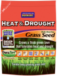 Bonide Products 60257 Grass Seed, Heat & Drought, 20-Lbs.