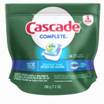 Procter & Gamble 97694 Complete Dishwasher Detergent Action Pacs, 14-Ct.