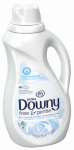 Procter & Gamble 39686 Liquid Fabric Softener, Free & Sensitive, 51-oz.