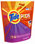 Procter & Gamble 50963 Laundry Detergent, Pod, Spring Meadow, 35-Ct.