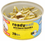 Impex 50607 30PC 20LB Hook Tin