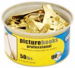 Hillman Fasteners 50674 10PC 50LB Hook Tin
