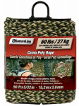 Wellington Cordage CMFPM3250 Digital Camo Poly Rope, Mossy Fields Series, 5/32-In. x 50-Ft.