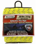 Wellington Cordage RMFPY3250 5/32x50 Yellow Visifl Rope