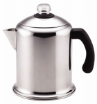 Meyer Cookware 50124 Yosemite Percolator, Stainless Steel, 8-Cup