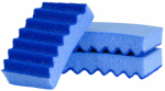 Quickie Mfg 575063PDQ Scrubber Sponge, Multi-Purpose, 3-Pk.