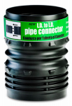 Cleveland Tubing 53302 Univ Pipe Connector
