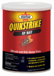 Central Life Science 100508299 QuikStrike Fly Scatter Bait, 1-Lb.