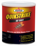 Central Life Science 100508298 QuikStrike Fly Scatter Bait, 5-Lbs.