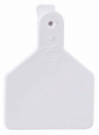 Datamars 9053613 Calf Tag, White, 2-3/8 x 3-1/4-In., 25-Pk.