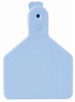 Datamars 9053615 Calf Tag, Blue, 2-3/8 x 3-1/4-In., 25-Pk.