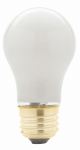 Globe Electric 70202 Appliance Light Bulb, Frosted Incandescent, 40-Watt, 2-Pk.