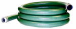 Apache Hose & Belting 98128040 PVC Suction Hose, Green, 2-In. x 20-Ft.