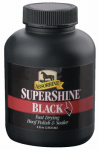 W F Young 428989 SuperShine Hoof Polish & Sealer, Black, 8-oz.