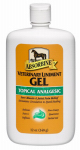 W F Young 430504 Veterinary Liniment Gel, 12-oz.